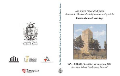 Las Cinco Villas de Aragón durante la Guerra Asociación