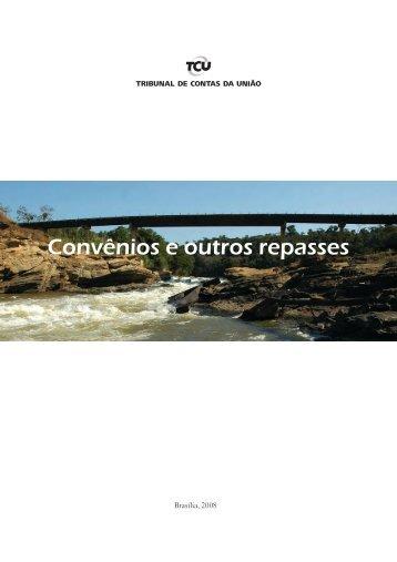Convênios e outros repasses - Portal dos Municípios