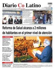 Reforma de Salud alcanza a 2 millones de habitantes en el primer ...