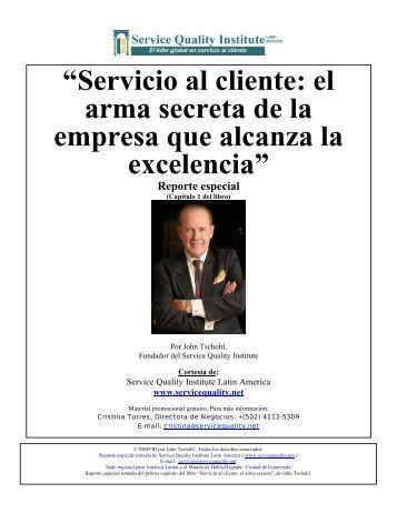 """""""Servicio al cliente: el arma secreta de la empresa que alcanza la ..."""