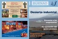 Desierto industrial - Asociación de Empresarios de la Jacetania.