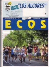 ecos diciembre2011 - Club Los Alcores.