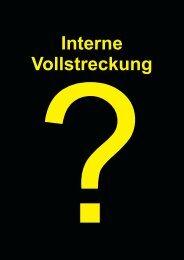 Interne Vollstreckung - Schiller-Software