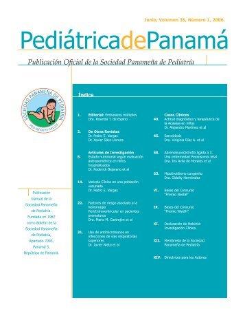 Descárguela Aquí! - Sociedad Panameña de Pediatría