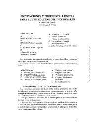 Motivaciones y propuestas lúdicas para la utilización del ... - Acceda