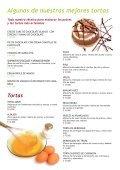 nuestra carta - Suspiros y Aromas - Page 3