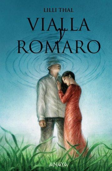 Vialla y Romaro (capítulo 1) - Anaya Infantil y Juvenil