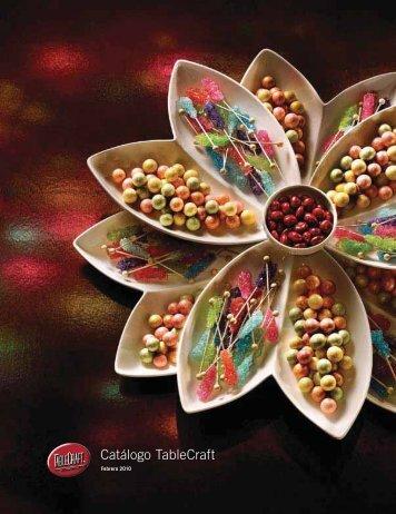 Catálogo TableCraft - Global Caribbean