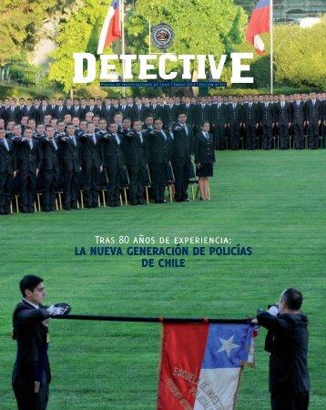 Revista 157 - Policía de Investigaciones de Chile