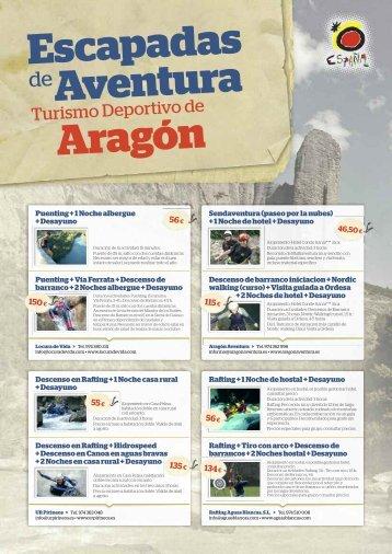 Escapadas de Aventura - Asociación de Empresas de Turismo ...