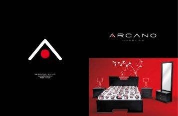 Catálogo PDF - Arcano Muebles