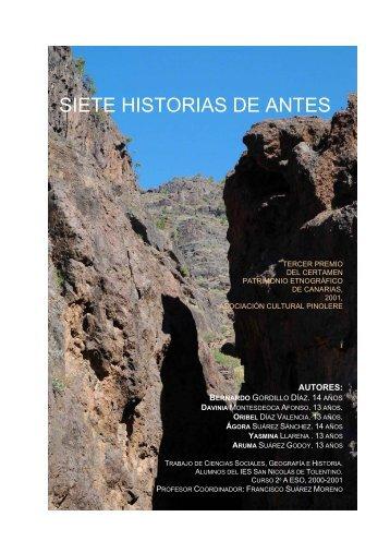 cuentos de antes - IES La Aldea