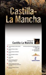 Castilla-La Mancha - caminos de arte rupestre prehistórico