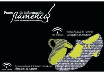 Enlace al Catálogo PIF 2011 PDF (3.53Mb) - Junta de Andalucía