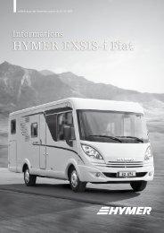 HYMER Exsis-i Fiat