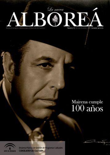 La Nueva Alboreá - Junta de Andalucía