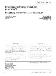 Enfermedad pulmonar intersticial en un albañil