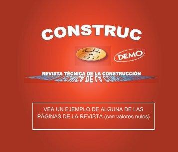 Revista - Construc