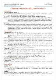 Código de Hammurabi: ordenación temática (pdf) - Universidad de ...