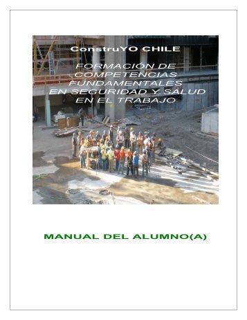 Manual para el Alumno - Construyo Chile
