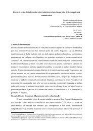 Texto comunicación Baeza - Acceda - Universidad de Las Palmas ...