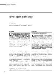 Farmacología de los antiulcerosos - Semes