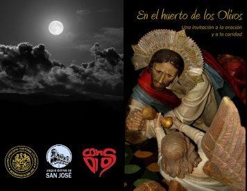 Oración del Huerto - Arquidiócesis de San José