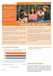 Curso Biblico-Juventud con Proposito - Iglesia Adventista Agape