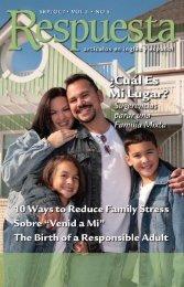 Edicion de Ago/Sep 07 - IglesiaVisionGlobal.com