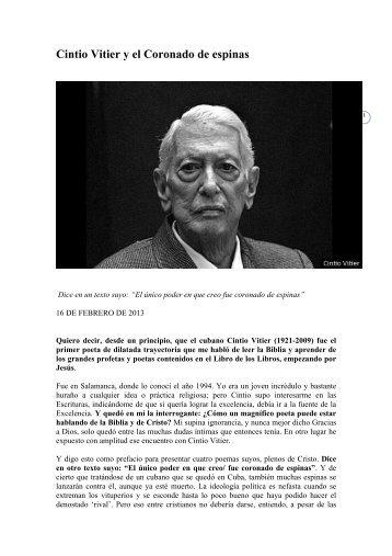 Cintio Vitier y el Coronado de espinas.pdf