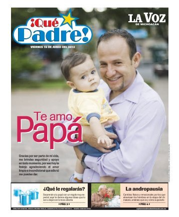Dia del Padre - La Voz de Michoacán
