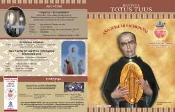 TOTUS TUUS - Corazones.org