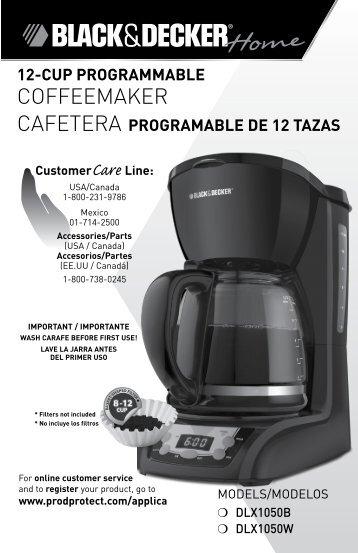 COFFEEMAKER - Home Depot