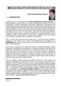 LECTURA TEOLOGAL DE LA VIDA EN PRISIÓN - Page 3