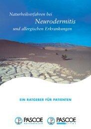 Naturheilverfahren bei Neurodermitis und allergischen Erkrankungen