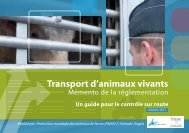 PMAF - Transport d'animaux vivants - animal-transport.info