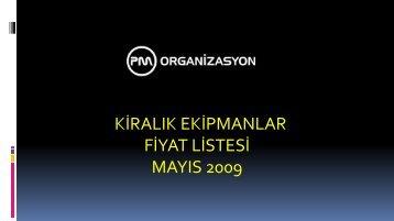 Slayt 1 - PM Organizasyon