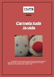 Dossier Carmela toda la vida - El Retablo