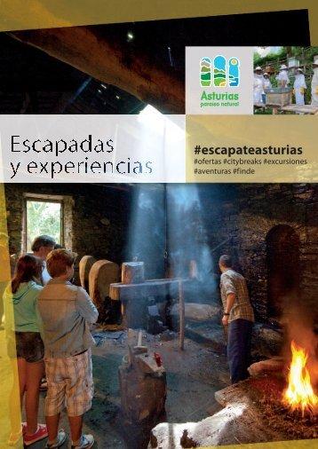 Escapadas y experiencias - Gobierno del principado de Asturias