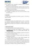 PROJETO MEIO AMBIENTE Concurso de ... - SESC Tocantins - Page 4