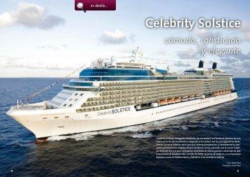 nuestro REPORTAJE del CELEBRITY SOLSTICE - Crucero10