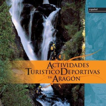 Actividades Turistico Deportivas en Aragón
