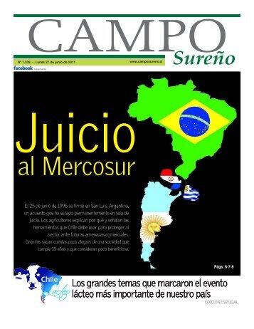 Campo Sure O 27/06/2011 - Campo Sureño