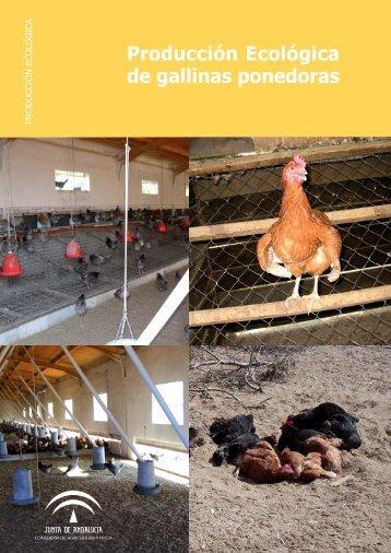 libro gallinas8 .indd - Junta de Andalucía