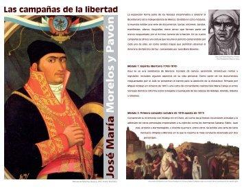 José María Morelos. Las campañas de la libertad - Archivo General ...
