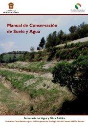 Manual de Conservación de Suelo y Agua