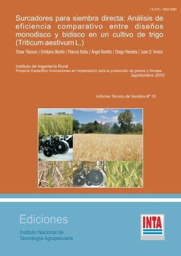 Informe tecnico 15.pdf - INTA