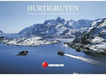 Descargar dossier en formato PDF - Hurtigruten