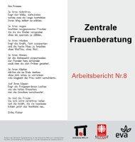 Zentrale Frauenberatung Nr. 8 -  Ambulante Hilfe Stuttgart