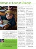 Objectifs du millénaire : le poids de l'incohérence Objectifs du ... - Page 5